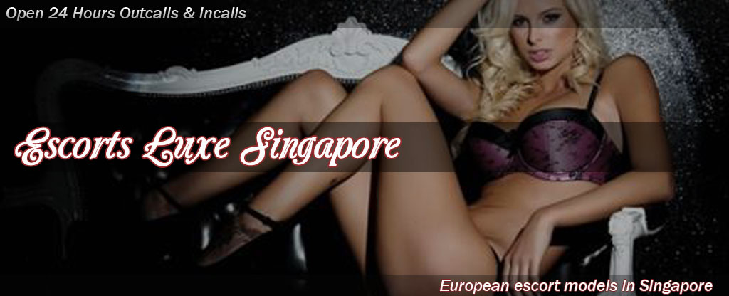 Singapore escorts agency Luxe Girls